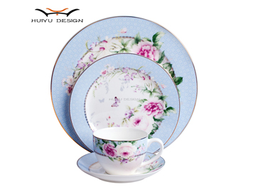 Bone China Tableware Makes You Understand Life Better