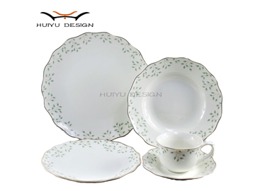 What Is the Difference between Bone China and New Bone China?
